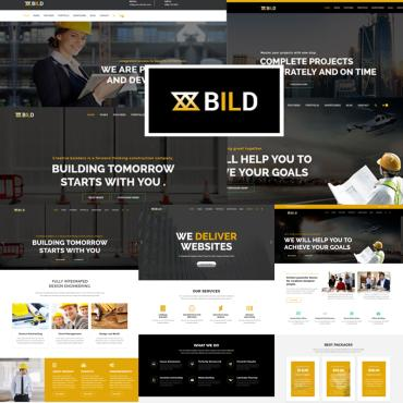 Website Template № 78118