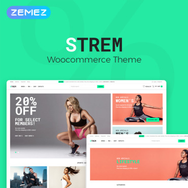 Template WooCommerce #78384