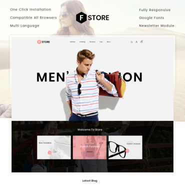 Website Template № 78385