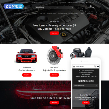 Website Template № 78472