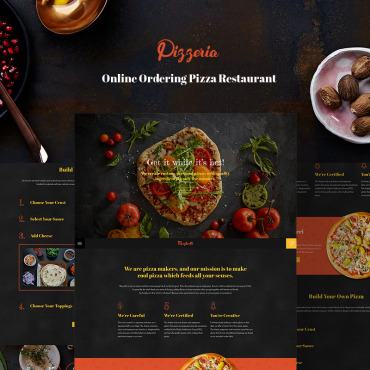 Website Template № 78480