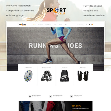 Website Template № 78483