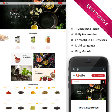 Website Template № 78496