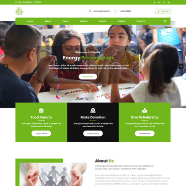 Website Template № 78518