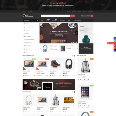 Template Software WooCommerce #78522