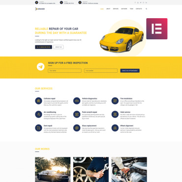 Template WordPress #78526