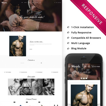 Website Template № 78530