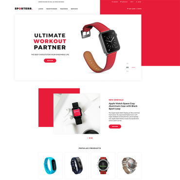 Website Template № 78532