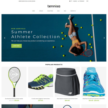 Website Template № 78586