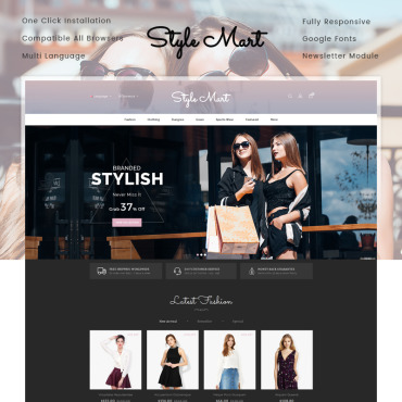 Website Template № 78646