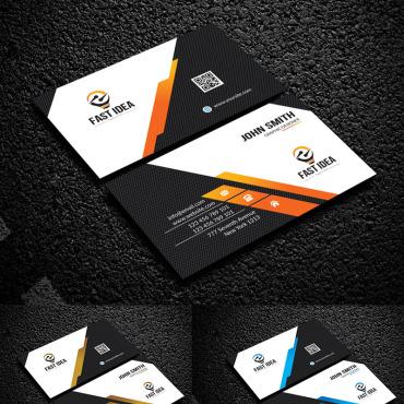 Template Identité d'entreprise #78693