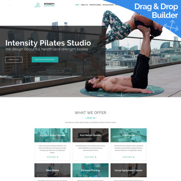 Website Template № 78697