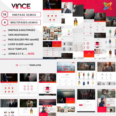 Website Template № 78758