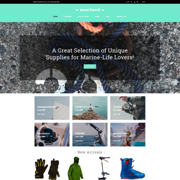 Template Turism Shopify #78773