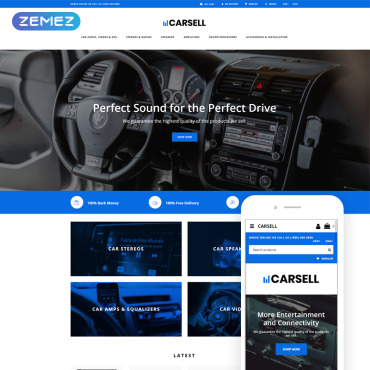 Website Template № 78832