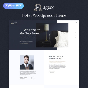Website Template № 78833