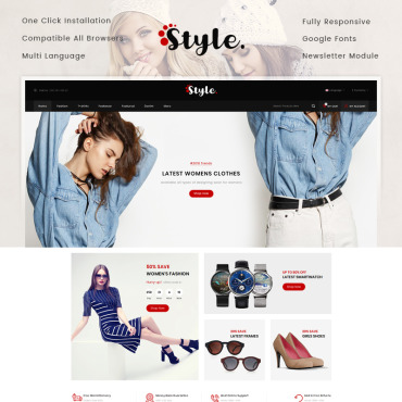 Website Template № 78911