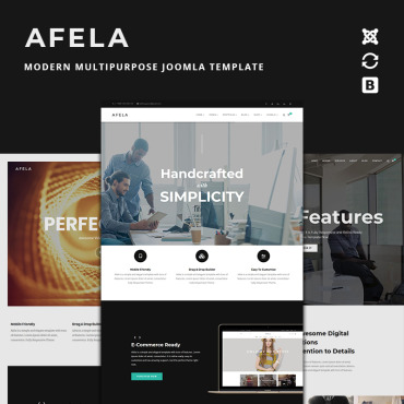 Website Template № 78928