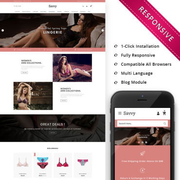 Website Template № 78975