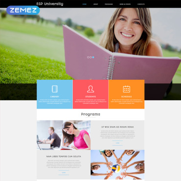Website Template № 78976