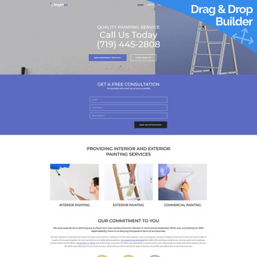 Website Template № 79029