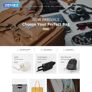 Website Template № 79099
