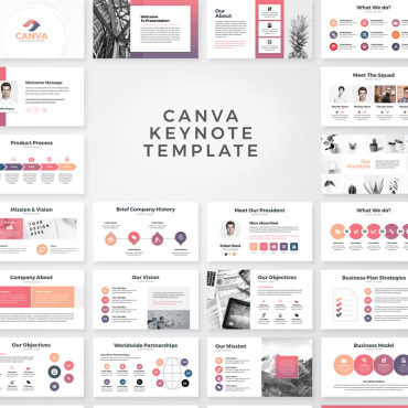 Template  Keynote Templates #79116