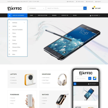 Website Template № 79156