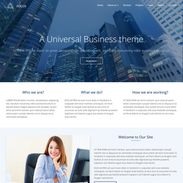 Website Template № 79228