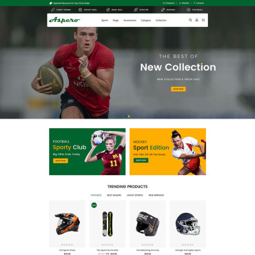 Website Template № 79254