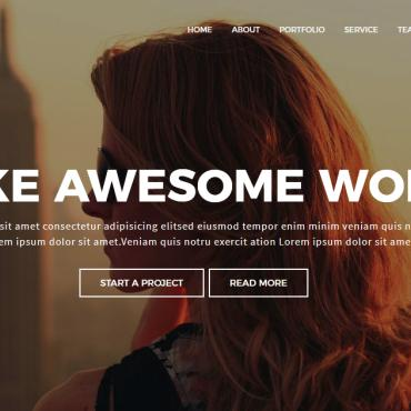Website Template № 79305