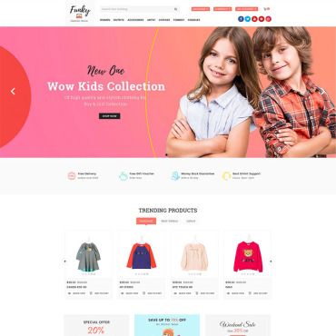 Website Template № 79310