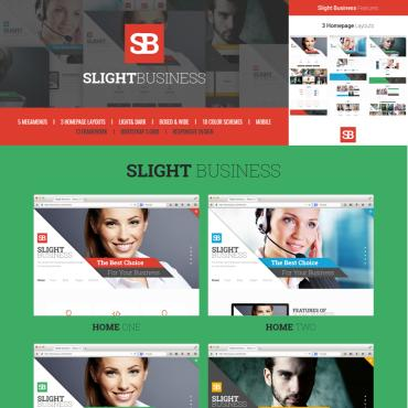 Website Template № 79334