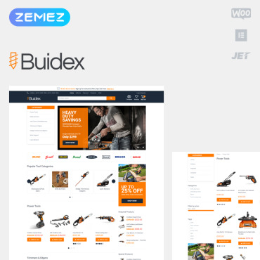 Template WooCommerce #79338