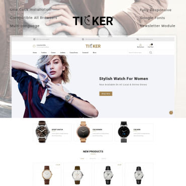 Website Template № 79346