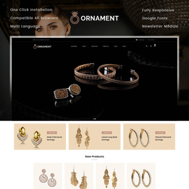 Website Template № 79347