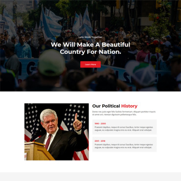 Website Template № 79425