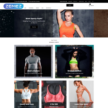 Website Template № 79529