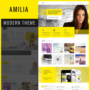 Website Template № 79540