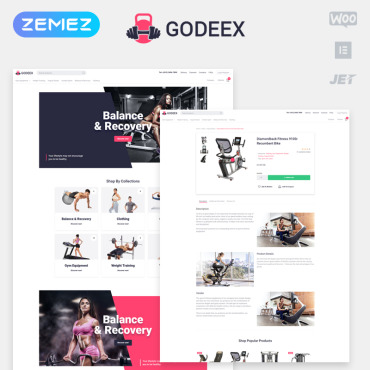 Website Template № 79546
