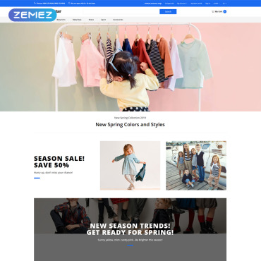 Website Template № 79758
