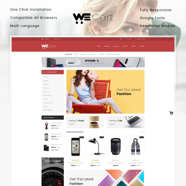 Website Template № 79764