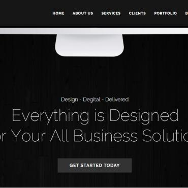 Website Template № 79787