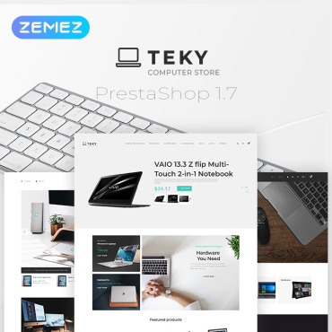 Website Template № 79830
