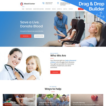 Website Template № 79832