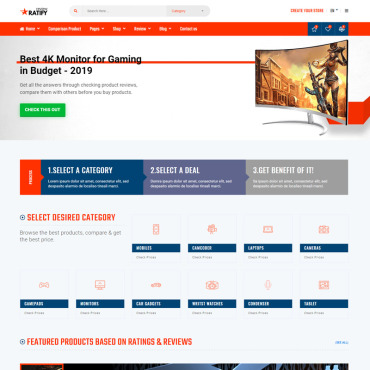 Template Transport HTML, JS şi CSS #79836