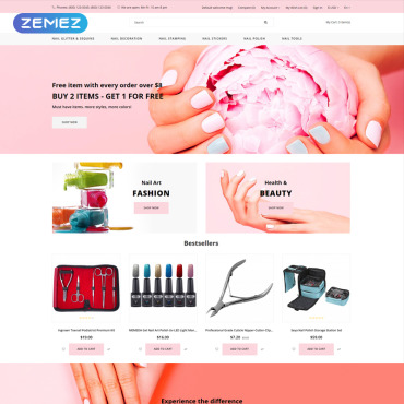 Website Template № 79852
