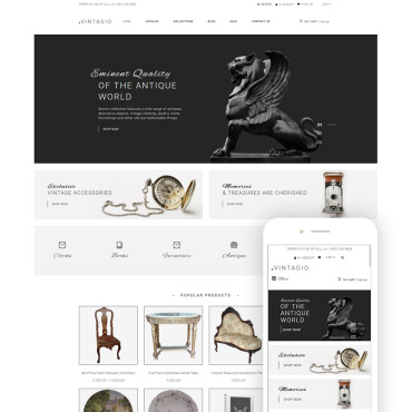 Website Template № 79860