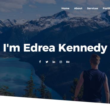 Website Template № 79875