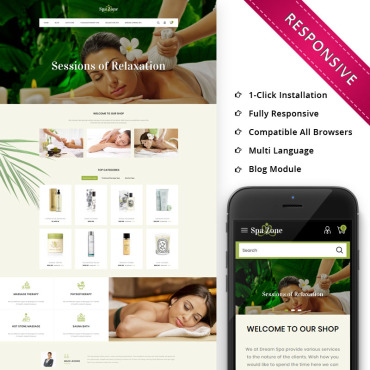 Website Template № 79923